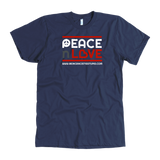 Peace n Love - Mens Tee