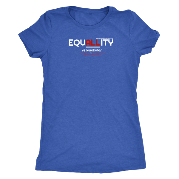 Equallity Womens - Tee