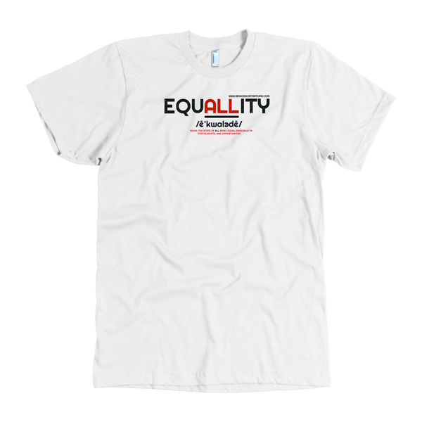 Equallity - Mens Tee - Light