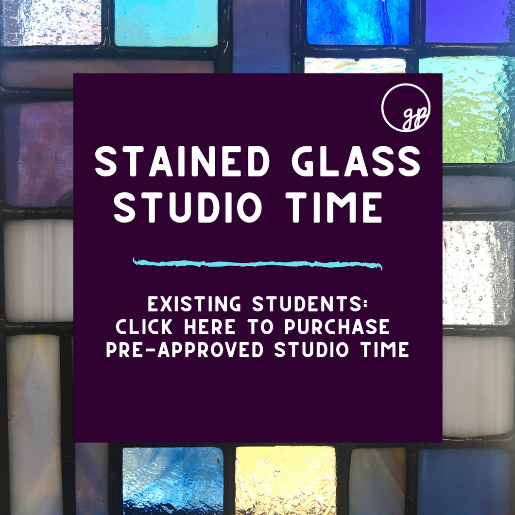 Stained Glass: Beginner Workshop Series