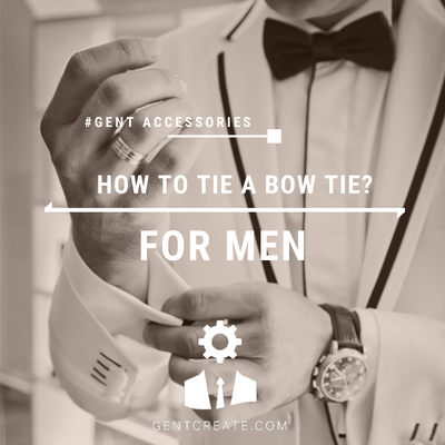 How to tie a bow tie?
