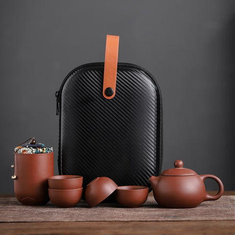 Portable Travel Teapot Set - Gentcreate