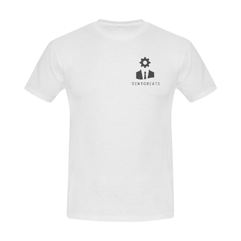 Men's Slim Fit Motivation T-shirt - Gentcreate