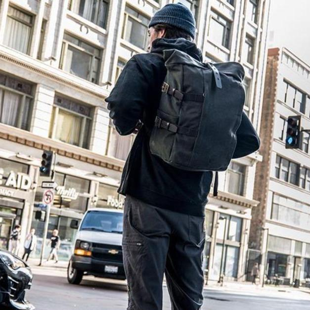 Urban Leather Backpack - Gentcreate