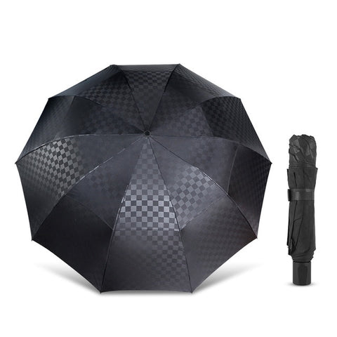 Luxury Chessboard Umbrella - Gentcreate