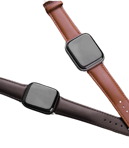 Leather Strap for Apple Watches - Gentcreate