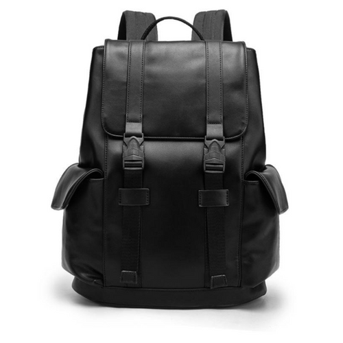 Vegan Leather Backpack And Wallet