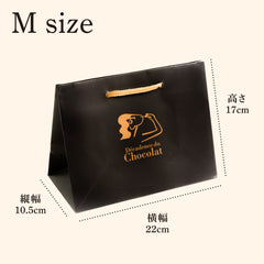 Paper Bag with Logo (M Size)