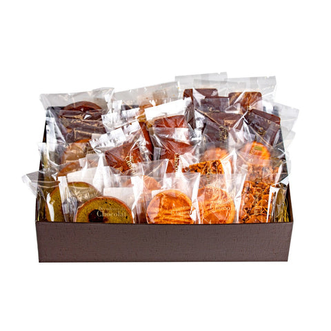 Assorted baked goods (L size 25 pieces)