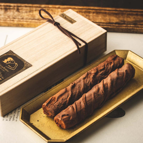Cigar chocolate 2 bottle set