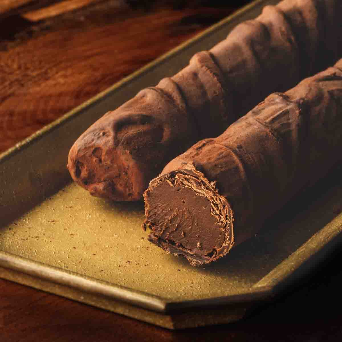 Cigar Chocolat Set of 5
