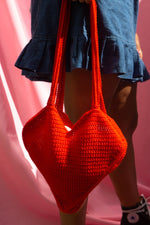 Load image into Gallery viewer, ❤️the heart throb tote❤️