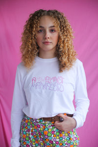 ✨a new feminist manifesto long sleeved tee✨
