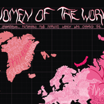 Load image into Gallery viewer, women of the world map