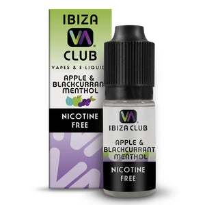 Apple & Blackcurrant Menthol