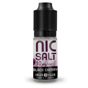 Black Cherry NIC SALT E-Liquid