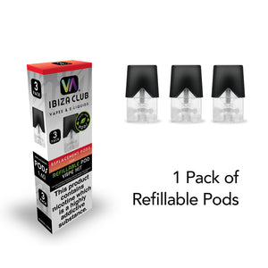 Switch To Quit Refillable Pod Bundle