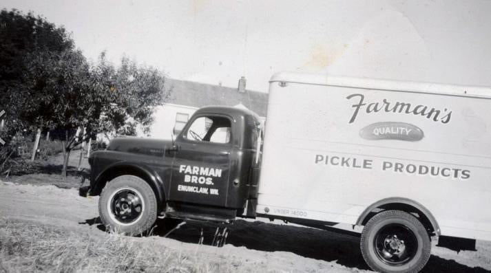 Pickle Truck
