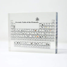 Load image into Gallery viewer, Atomium™ - The Periodic Table With Real Elements (Limited