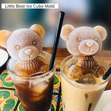 Load image into Gallery viewer, Little Bear Ice Cube Mold - 200007763:201336100