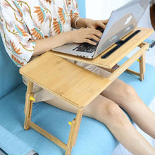 Load image into Gallery viewer, Bio Desk™ - The All-Natural Laptop Desk - BioDesk