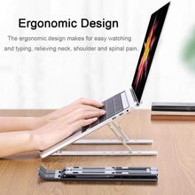 Load image into Gallery viewer, ErgoLap™ - The Premium Ergonomic Laptop Stand -