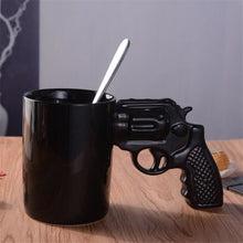 Load image into Gallery viewer, Gunman™ Mug - The Illegally Cool Coffee Mug - GunMug