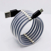 Load image into Gallery viewer, MagicCable™ - The Self-Winding Easy Storage USB Cable -