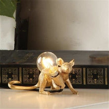 Load image into Gallery viewer, Marcuzzi Designer Mouse Lamp - 200000531:771#White sit