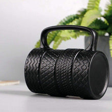 Load image into Gallery viewer, Tire Mug - 14:193#Black;26:200007962#301-400ml