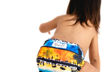 Load image into Gallery viewer, GOOD OL' DAYS- Cloth Diaper Cover (petite)