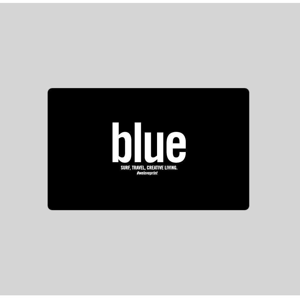 BLUE Boutique Gift Card