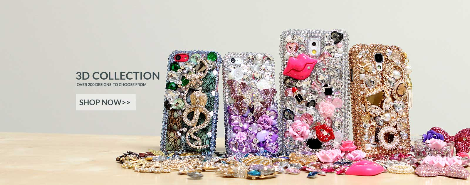 competitive price 44063 75f78 HANDMADE SAMSUNG GALAXY S8 BLING CASES — LuxAddiction.com