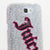 Silver JUICY Design case made for Samsung Note 2