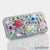 Plain AB Crystals Posies Design case made for iPhone 5 / 5S