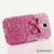 3D Pink Bow Design case made for Samsung Galaxy S4