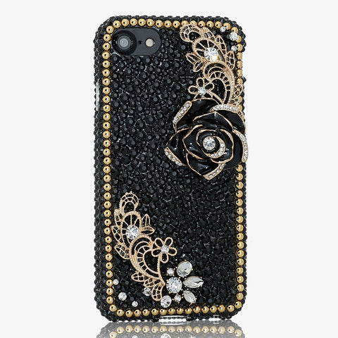 Elegant Black and Gold Design (style 718)