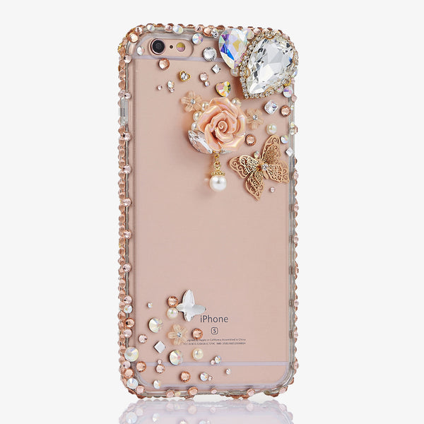 handmade bling case for iphone 7 Plus