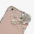 Snow Flakes Design bling crystal case for iphone 7 Plus