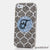 Metallic Ornate Personalized Monogram Design case made for iPhone 5 / 5S