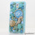 3D Diamond Seahorse Personalized Monogram Design case made for Samsung Note 3