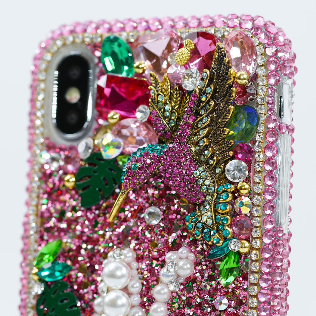 iphone x bling case
