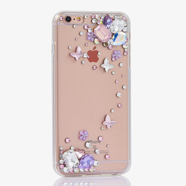 Butterfly Garden iphone 7 Plus case