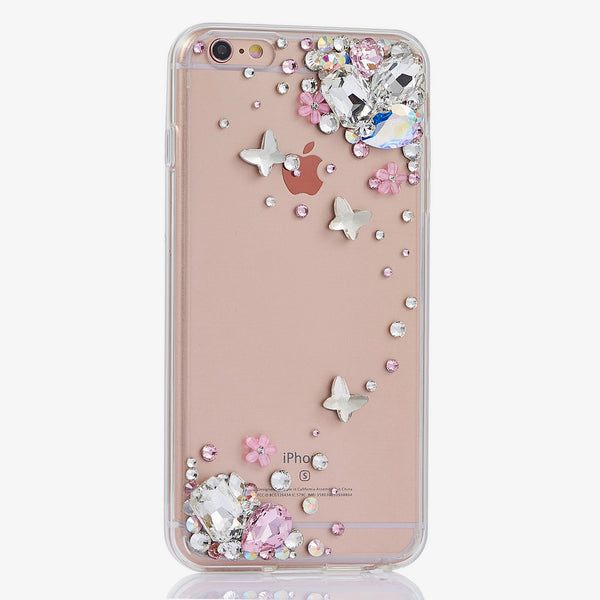 Pink Daisy iphone 7 case