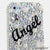 Diamonds & Pearls Personalized Name & Initials Design case made for iPhone 5 / 5S