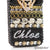Black Cheetah Personalized Name & Initials Design case made for iPhone 5 / 5S