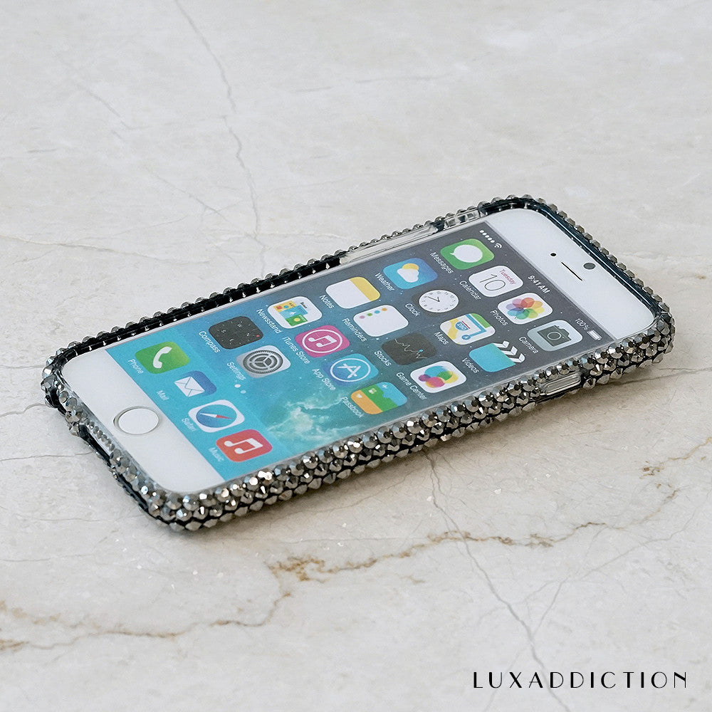 luxaddiction bling iphone 7 plus case
