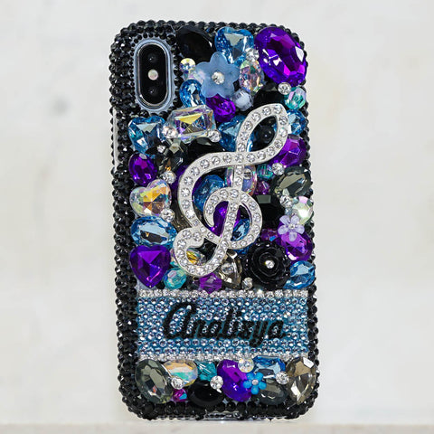 music note iphone xs max case