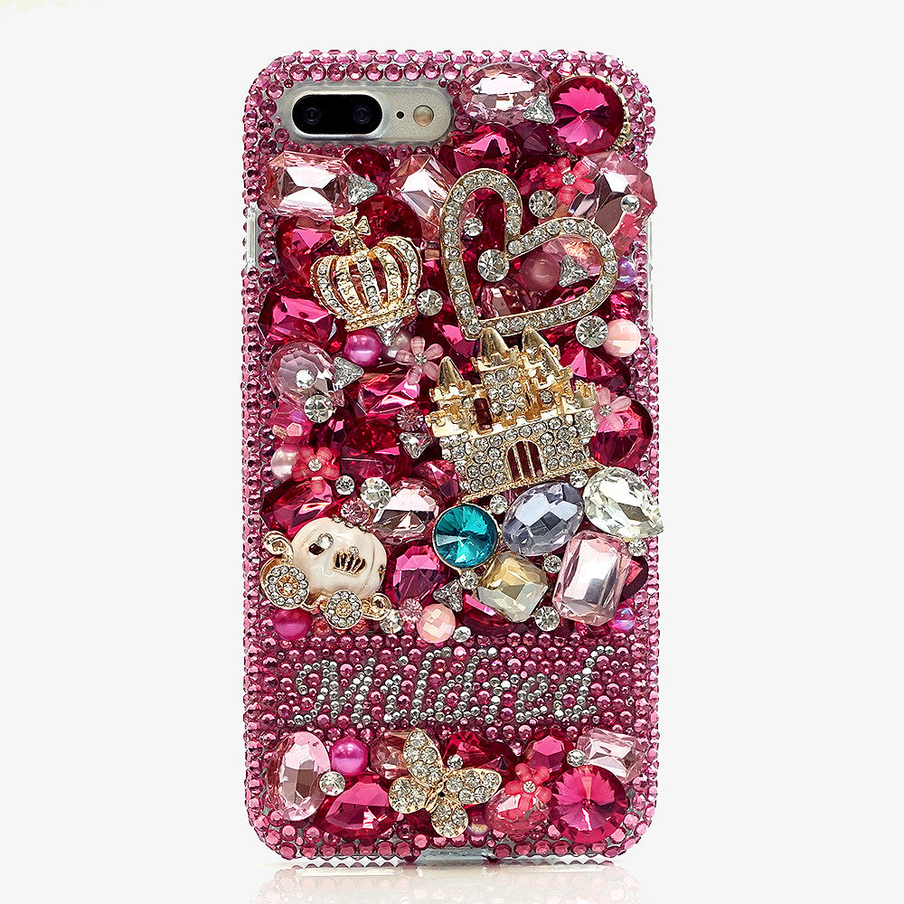 Bling Cases Personalized Iphone 7 7 Plus Iphone 8