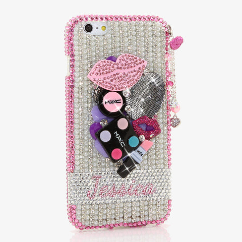 Beauty Me Personalized Name & Initials Design case made for iPhone 6s Plus